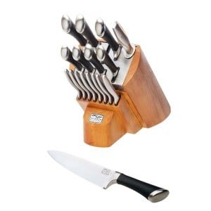 Chicago Cutlery Fusion 18 Piece Knife Set With Block Review