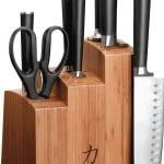 Ginsu  Chikara 8-Piece Stainless Steel Knife Set Review