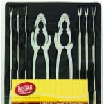 Tablecraft H76984 8-Piece Seafood Set