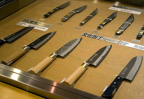 japanese knife history