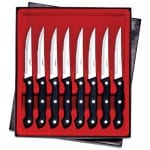 MAXAM 8PC STEAK KNIFE SET