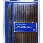Bakers & Chefs Dinner Knives, Windsor