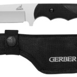 Gerber Freeman Guide Fixed Blade Knife, Fine Edge, Drop Point [31-000588]