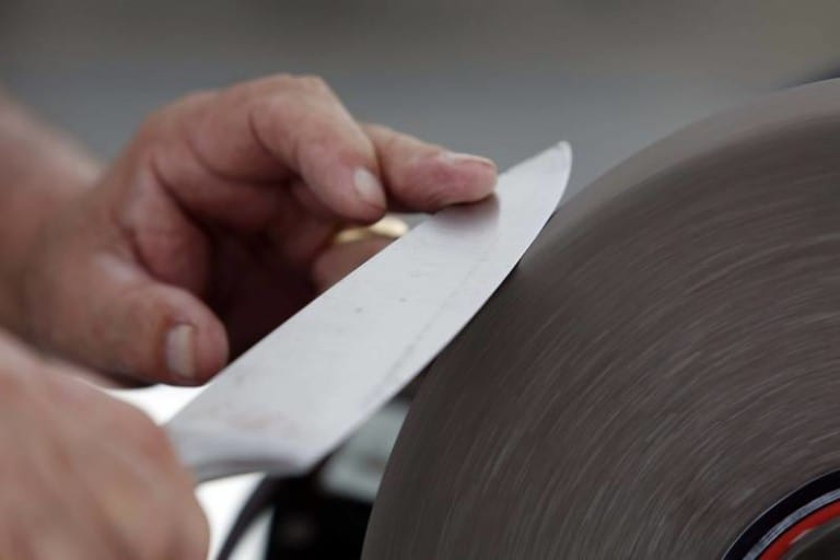 Find a Professional Sharpening Service