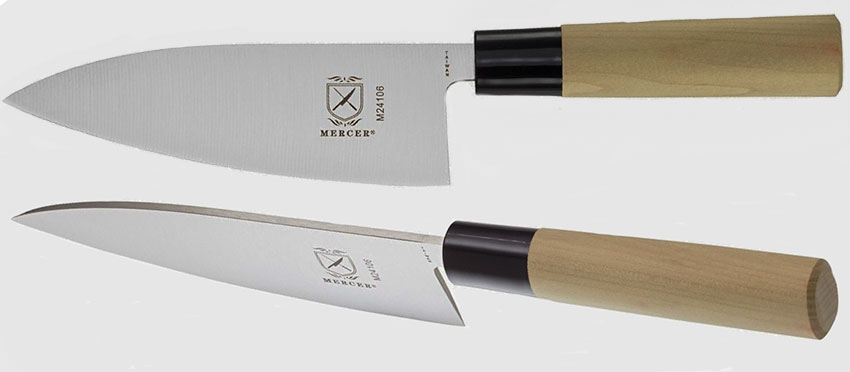 Mercer Culinary Asian Collection Deba Knife