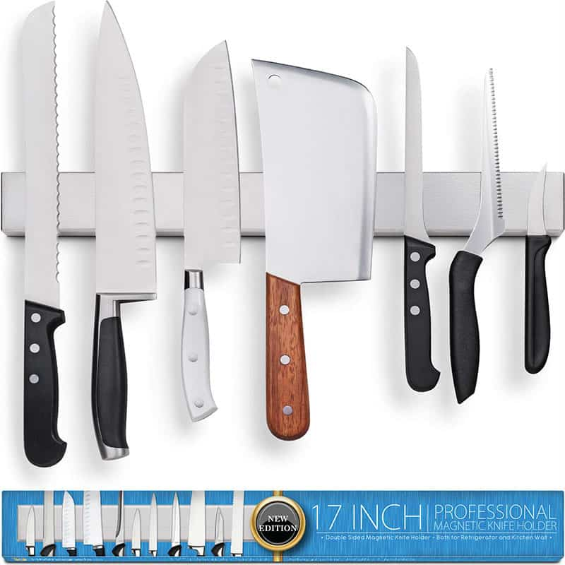 Professional Double Sided Knife Strip For Refrigerator