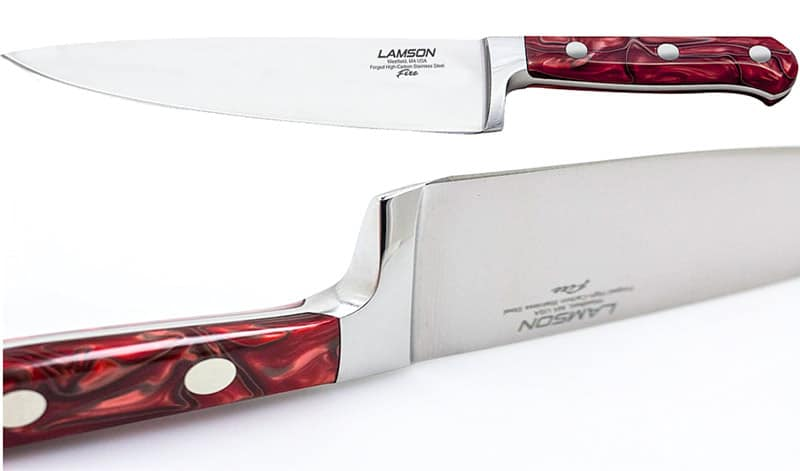 Lamson Fire Forged 8-inch Chef Knife