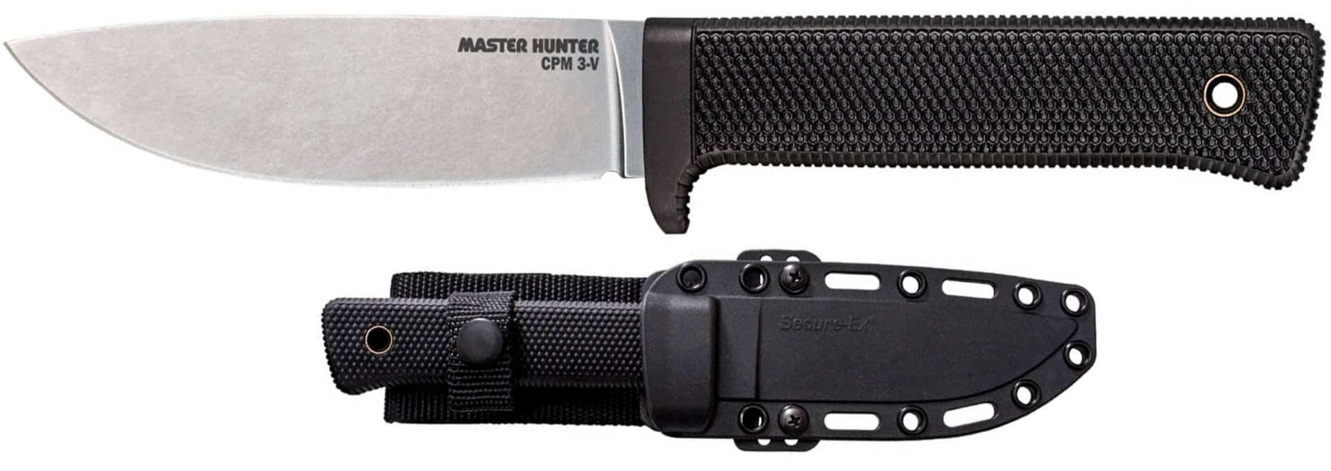 Cold Steel 3V Master Hunter Review 1