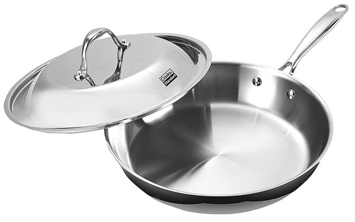 Cooks Standard Stainless Steel Dome Lid