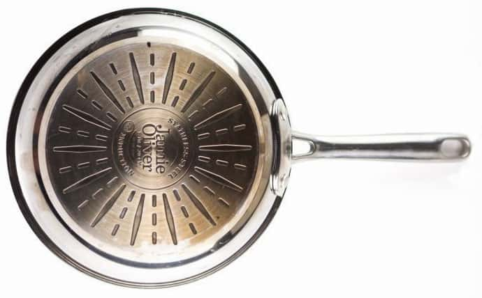 Tefal Jamie Oliver Pan Bottom