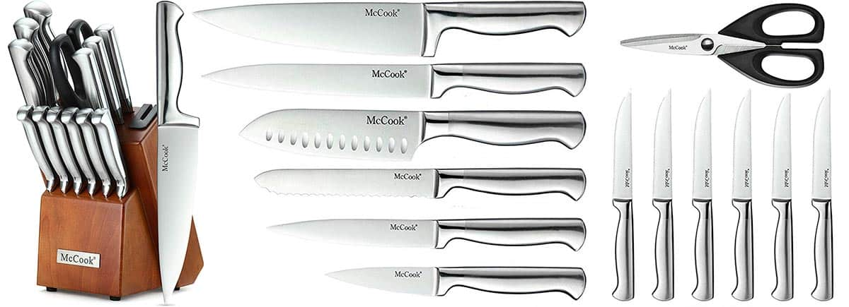 McCook 14 Piece Knife Set