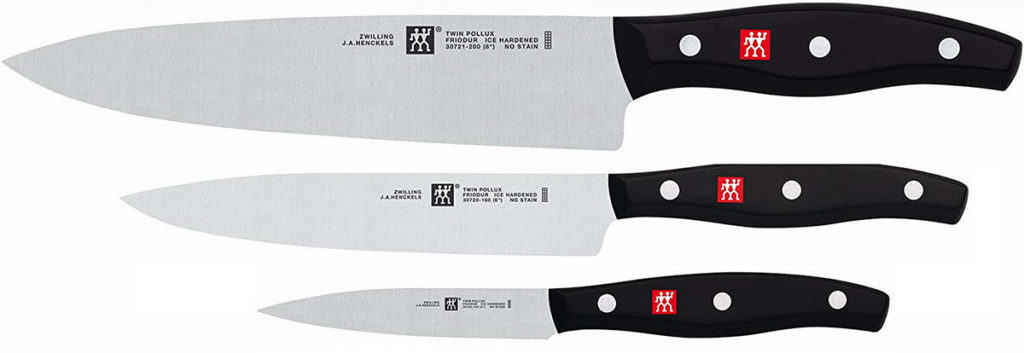Zwilling J.A. Henckels Twin Signature Starter Knife Set