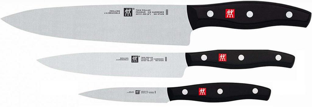 Zwilling J.A. Henckels Twin Signature Starter Knife Set
