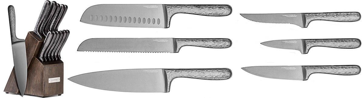 Cambridge Silversmiths Nero Cutlery Set
