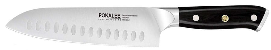 POKALEE Santoku Kitchen Knife