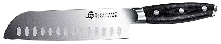 TUO 7 inch Santoku Chef Knife