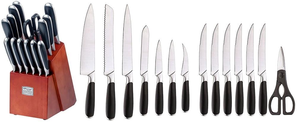 Chicago Cutlery Belden Knife Block